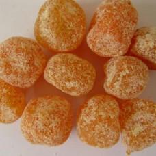 Кумкуат в сахарной пудре